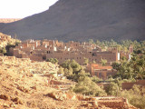 Kasbah on the Way to the Desert