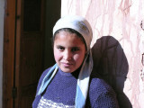 Girl in the Kasbah