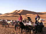 Breakfast in the Sahara