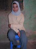 Fatima at a Kasbah