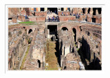 Colosseum Interior 3