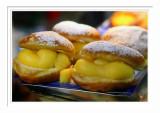 Custard Sandwiches