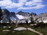 DECEMBER Running in the Enchantments