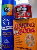 Sea Salt, Baking Powder & Baking Soda