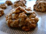 Vegan Agave Oatmeal Cookie