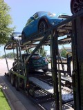 May 30, 2012 - Arrived at dealer on truck from Brunswick12:14