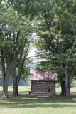 Abe Lincoln's boyhood home