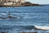 Pescador en El Poris / Fisher in El Poris