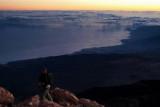 Amanecer en el Pico de El Teide / Sunrise at the Peak of Teide