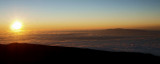 Amanecer con Gran Canaria / Sunrise with Gran Canaria