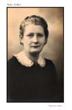 Berthe Fournier  née Hembert