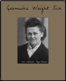 Germaine Wright  Jan