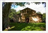 Vaugines : chapelle romane