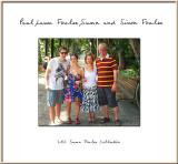 Laura,Susan and Simon Fowler