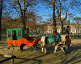 Jardin des  Tuileries: Pony Ride