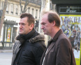 Two Famous French Brothers-Comediants in Live....
