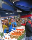 Buying Fruits de Mer