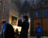 Notre Dame Inside: Kodak Moment-1