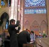 Notre Dame Inside- Kodak Moment-2