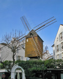 Wind Mill at Montmartre