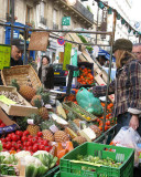 Produce Stand at Montmartre