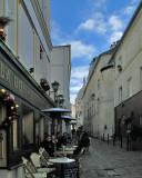 Montmartre- Cafe