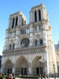 Notre Dame Front