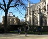 Notre Dame Back: Kodak Moment