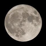 Mar 2011 'Super Moon' @ midnight