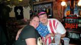 Kay & Piratemike at Boondock's