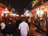 Friday Night on Bourbon Street