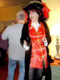 Susan at Our Halloween Party in New Orleans