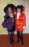 Toni & Susan at Our Halloween Party