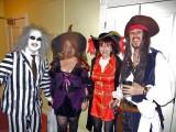 Doug, Toni, Susan & Bill on Saturday Night