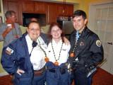 Nise & NOLA Public Safety Rangers Making Sure We Behave :-)