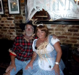 Scarecrow & Dorothy at Boondock Saint