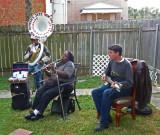 Doreen's Jazz Band at Bookout's Housewarming