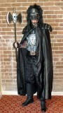 The Executioner at Halloween