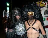 Halloween on Conti Street
