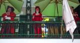 Susan on Tropical Isle Balcony