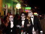 Halloween on Bourbon Street