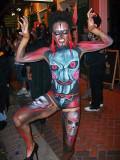 Voodoo Queen on Bourbon Street