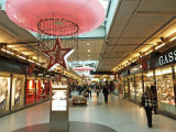 Inside Schiphol Airport, Amsterdam