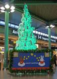 Inside Schiphol Airport, Amsterdam