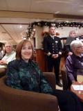 Bink, Susan, Captain Laszlo Frey & Jeanne in Lounge