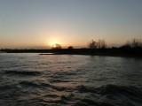 Sunrise on the Rhine River