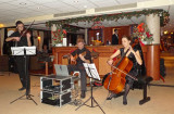 'La Strada' Performs in the Lounge