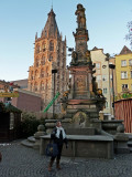In Cologne's Old Market Square