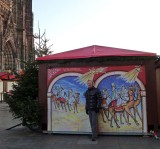 Colgne Cathedral Christmas Market