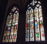 Stained Glass in Cologne Cathedral
